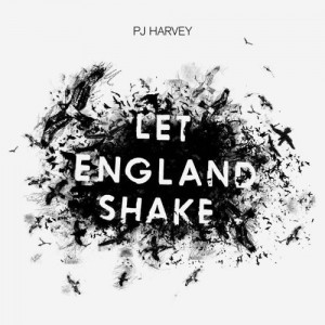 Let England Shake by PJ Harvey-whole cover