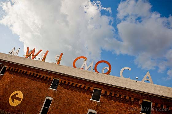 Last weekend Wilco took over Mass MoCA for the second annual Solid Sound Festival (Photo by Mike Wren)