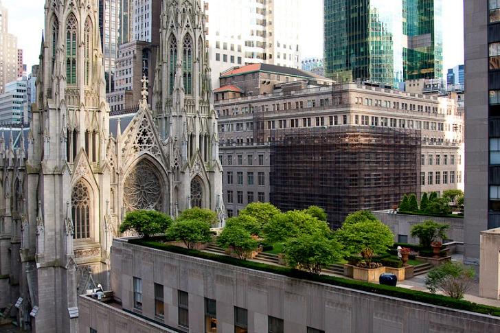 Rockefeller Center S Secret Roof Gardens Gwarlingo