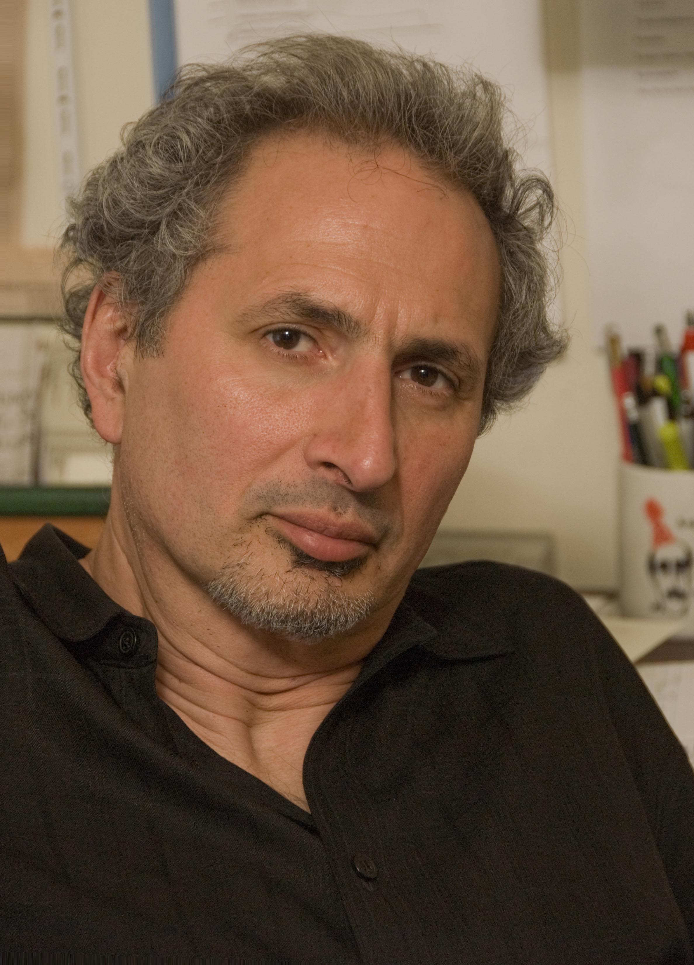 Writer Peter Balakian