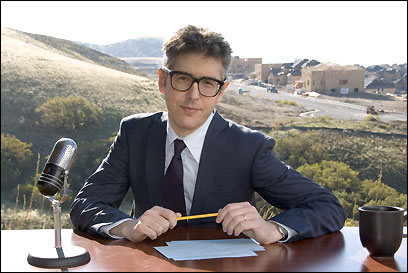 Ira Glass on the Creative Process: Ira Glass, the host of NPR's This American Life, gives some useful advice about the art of story telling. Remember the method you learned in college–opening paragraph, thesis sentence, supporting material? Glass says to throw that tired technique out the window. Beginners often quit too soon, Glass says, because of the difficult gap between taste and talent. Watch the full video here.
