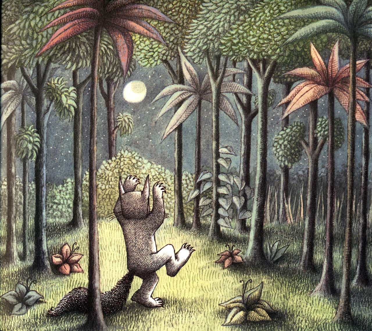 Maurice Sendak - Where The Wild Things Are_Page_20