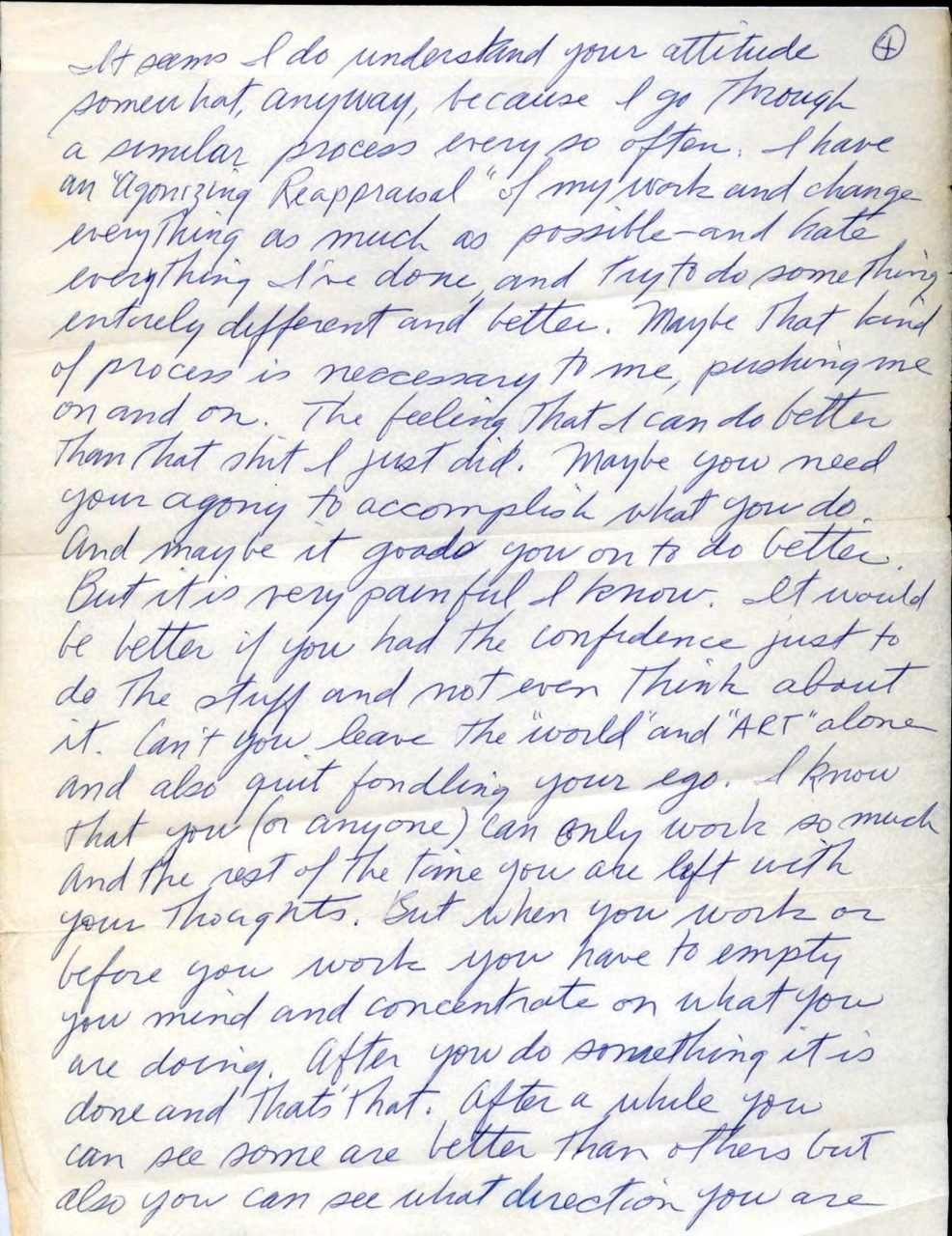 Sol LeWitt-Eva Hesse Letter-Page 4-FINAL
