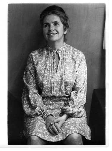 """How do you manage to be so happy all the time?"" Lindsey Abrams asked short-story writer, Grace Paley. ""Even when things really aren't going very well?""  ""I just decided,"" Paley told her. ""At one point in my life, I just decided to be happy."" (Grace Paley photo by Dorothy Marder)"