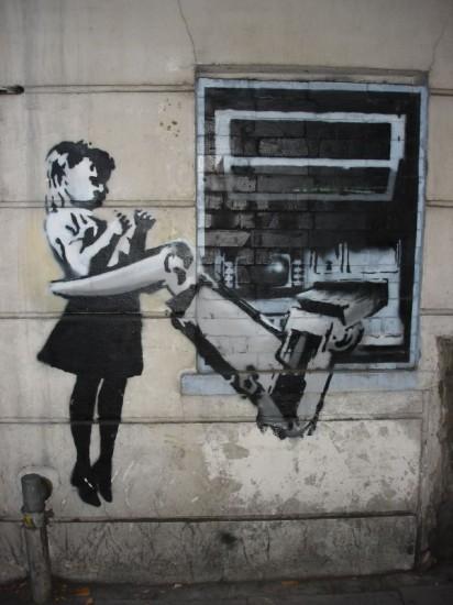 Banksy-ATM