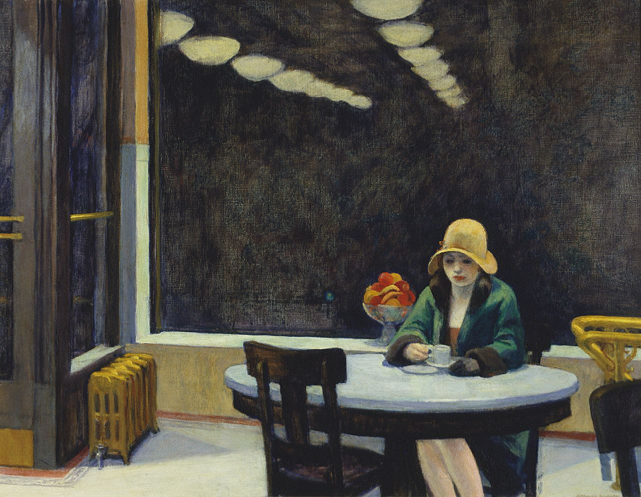 Edward Hopper-Click to Enlarge