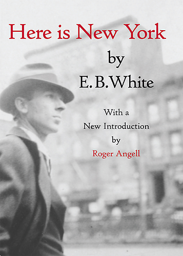 Eb white essay about new york