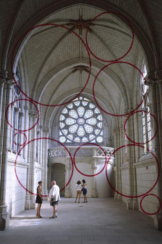 The Illusionist: The Mind-Bending Installations of Artist Felice Varini