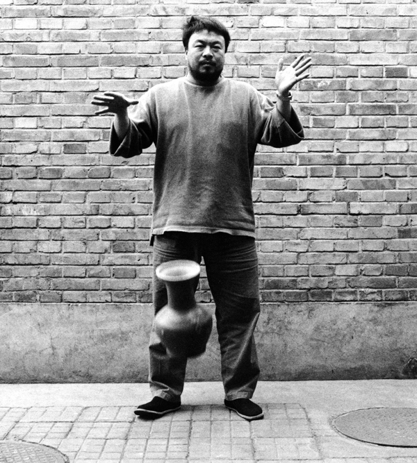 Ai Weiwei-Click to Read More