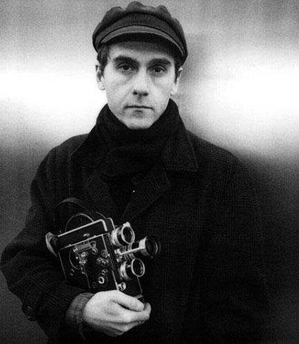 Filmmaker Jem Cohen
