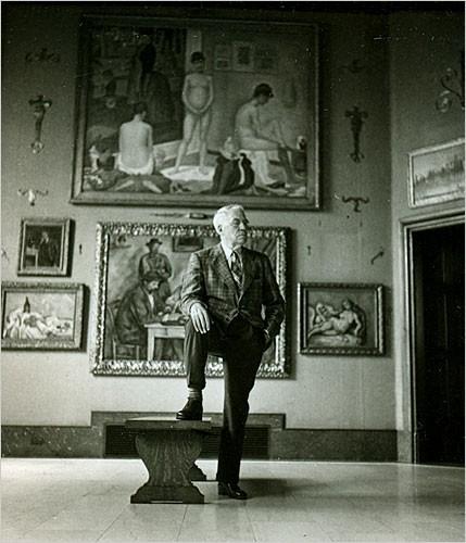 Alfred C. Barnes