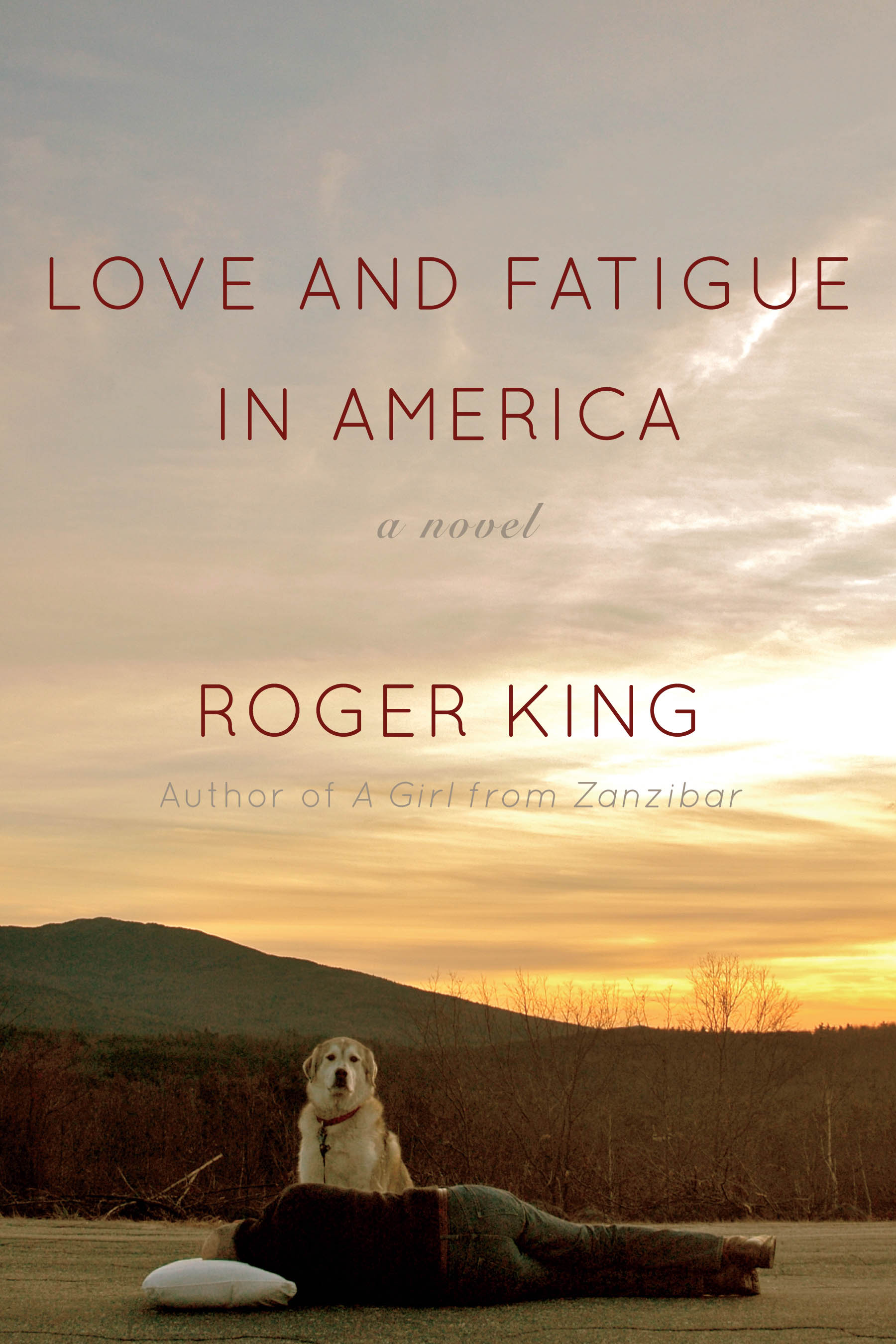 Love and Fatigue in America-Click to Purchase