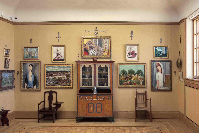 Re Branding The Barnes Has A 25 Billion Dollar Art Collection Been Disneyfied Gwarlingo