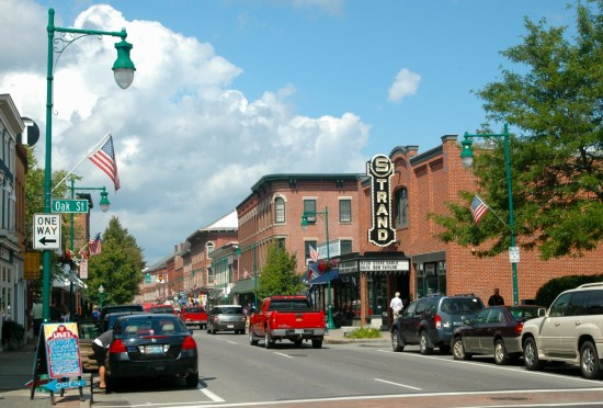 Rockland Maine Rock City Cafe Coffee