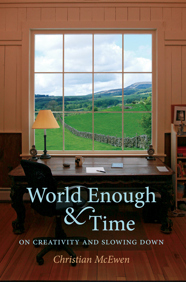World Enough and Time-Click to Purchase