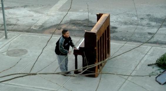 Solo Piano-Sherin