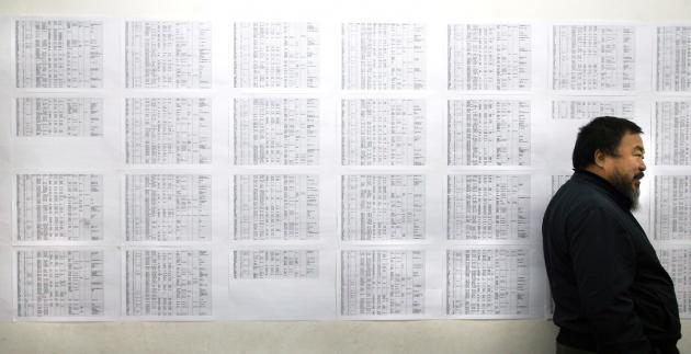 Ai Weiwei 39 S Little Black Book Gwarlingo
