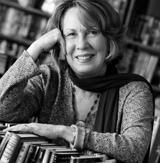 Writer Kathryn Stripling Byer (Photo by Chris English)