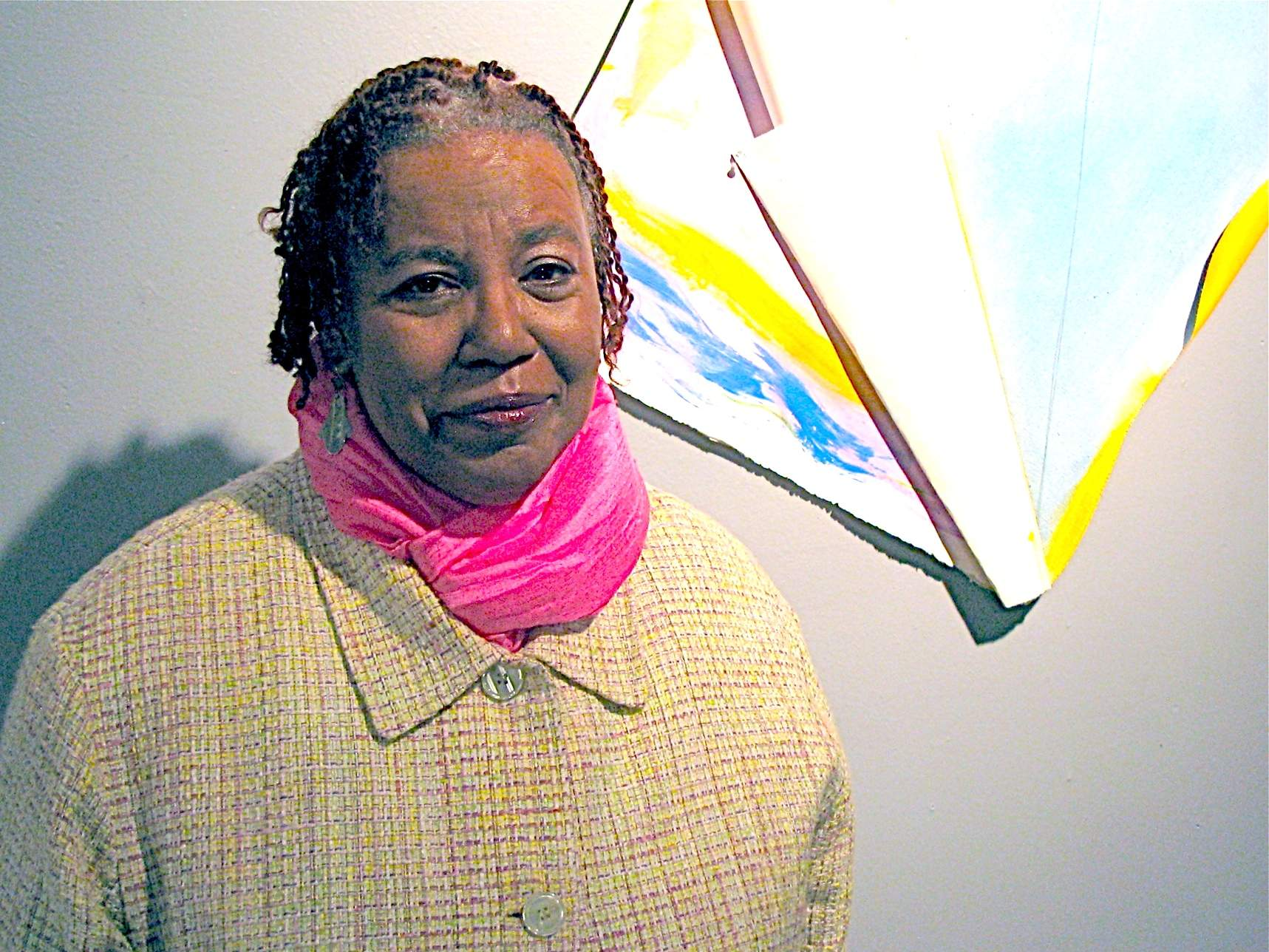 Patricia Spears Jones (Photo by Carl E. Hazelwood)