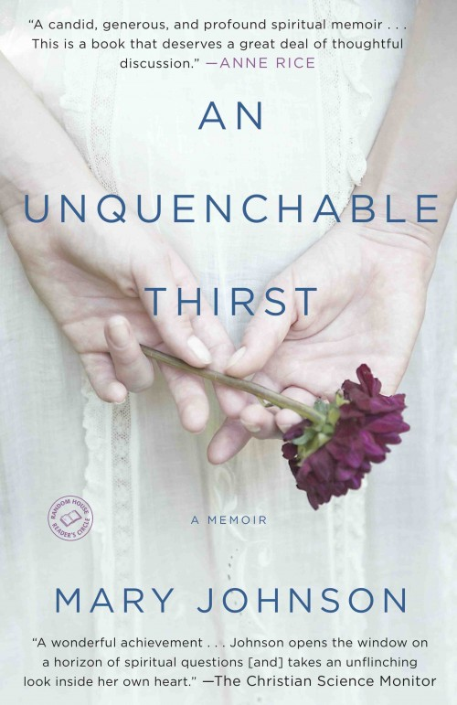 An Unquenchable Thirst-Click to Purchase
