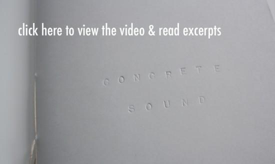 Click Here to Read Concrete Sound