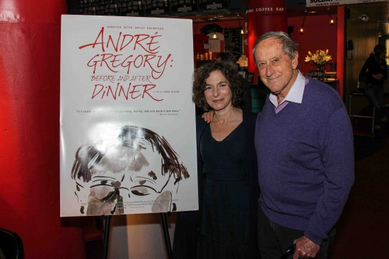 On February 25th I attended a special screening of Before and After Dinner at Film Forum in New York City