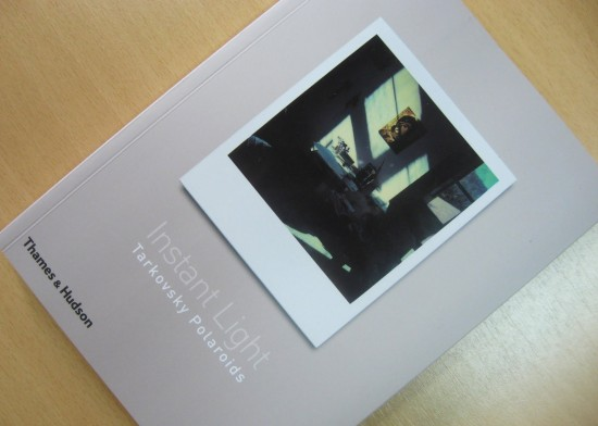 Instant Light-Tarkovsky Polaroids-Belgrade Bookshop-Click to Purchase