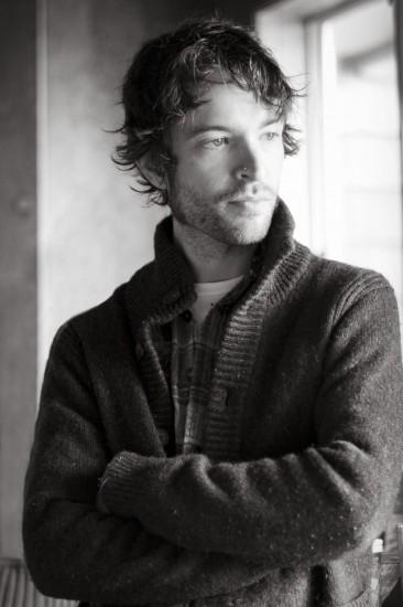 Writer James Crews