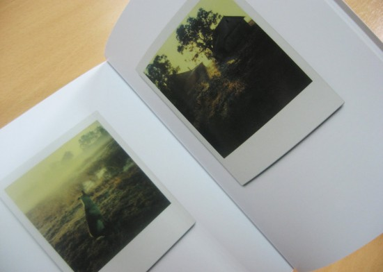 Instant Light: Tarkovsky Polaroids from Thames and Hudson, 2006 (Photo courtesy the Belgrade Bookshop)
