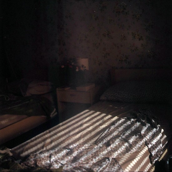 Polaroid by Andrei Tarkovsky from the book Instant Light: Tarkovsky Polaroids from Thames and Hudson.