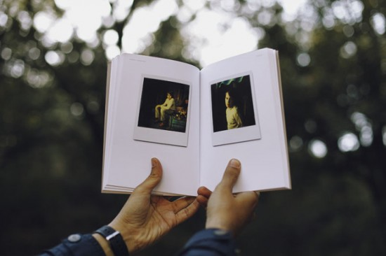 Instant Light: Tarkovsky Polaroids from Thames and Hudson, 2006 (Photo courtesy Constellation Cafe)