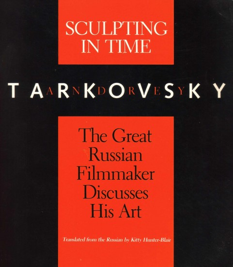 Tarkovsky-Sculpting in Time-Click to Purchase
