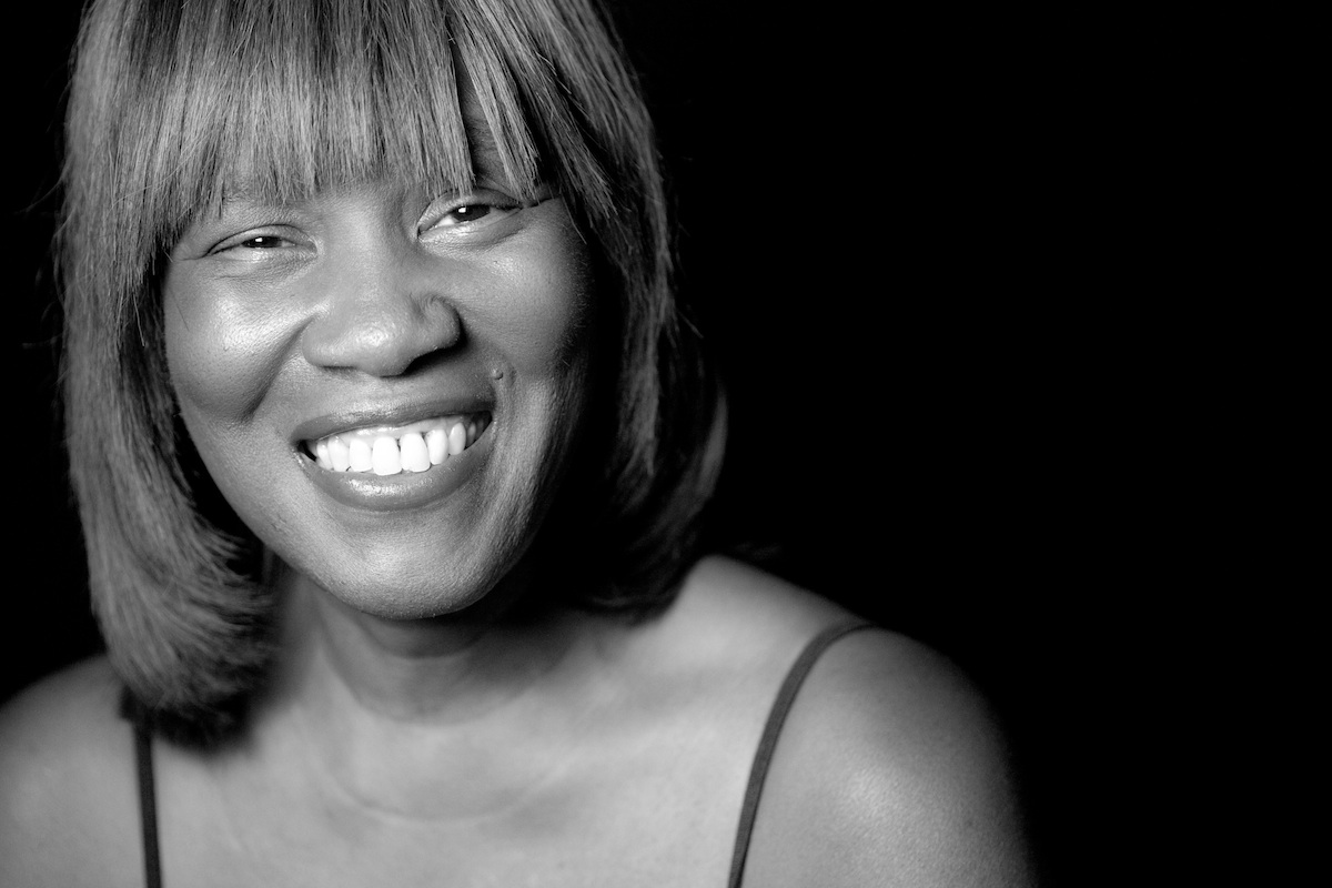 Patricia Smith (Photo courtesy the author)