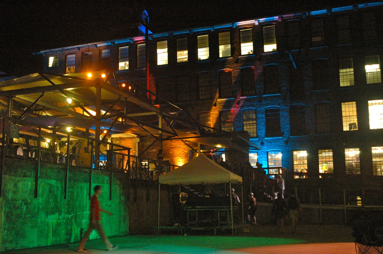 Mass MoCA was at its best during Solid Sound (Photo by Michelle Aldredge)