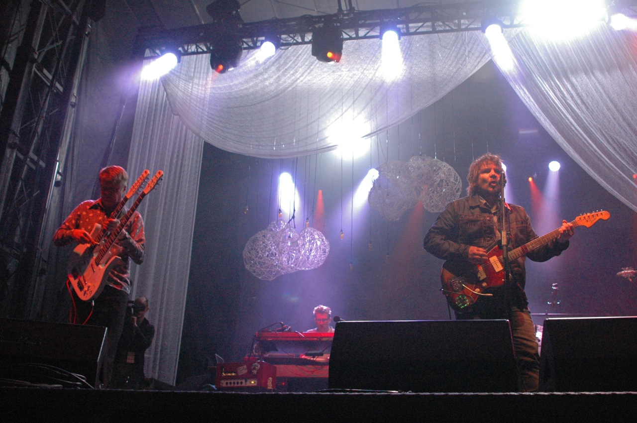 Wilco (Photo by Michelle Aldredge)