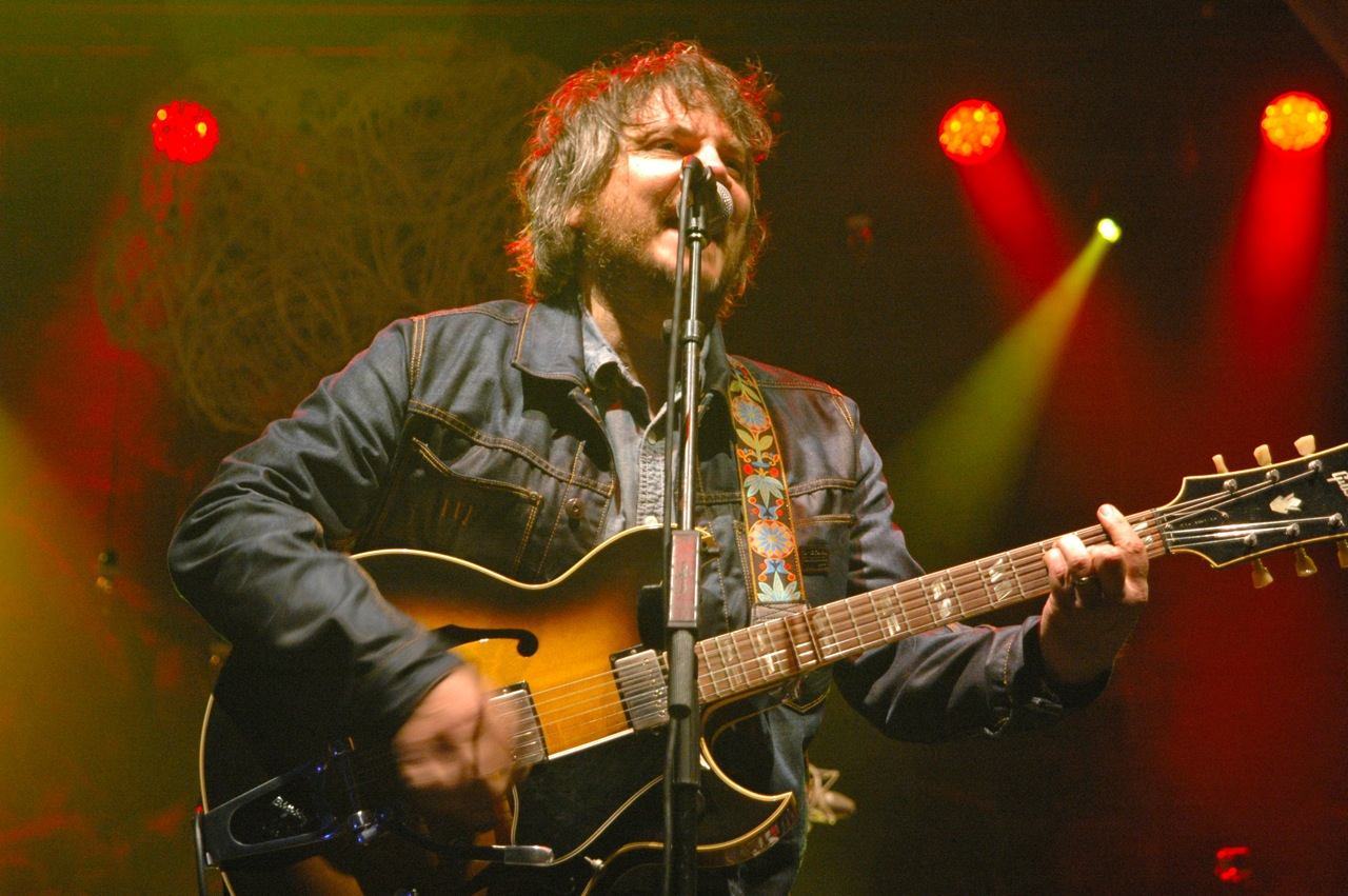 Jeff Tweedy (Photo by Michelle Aldredge)