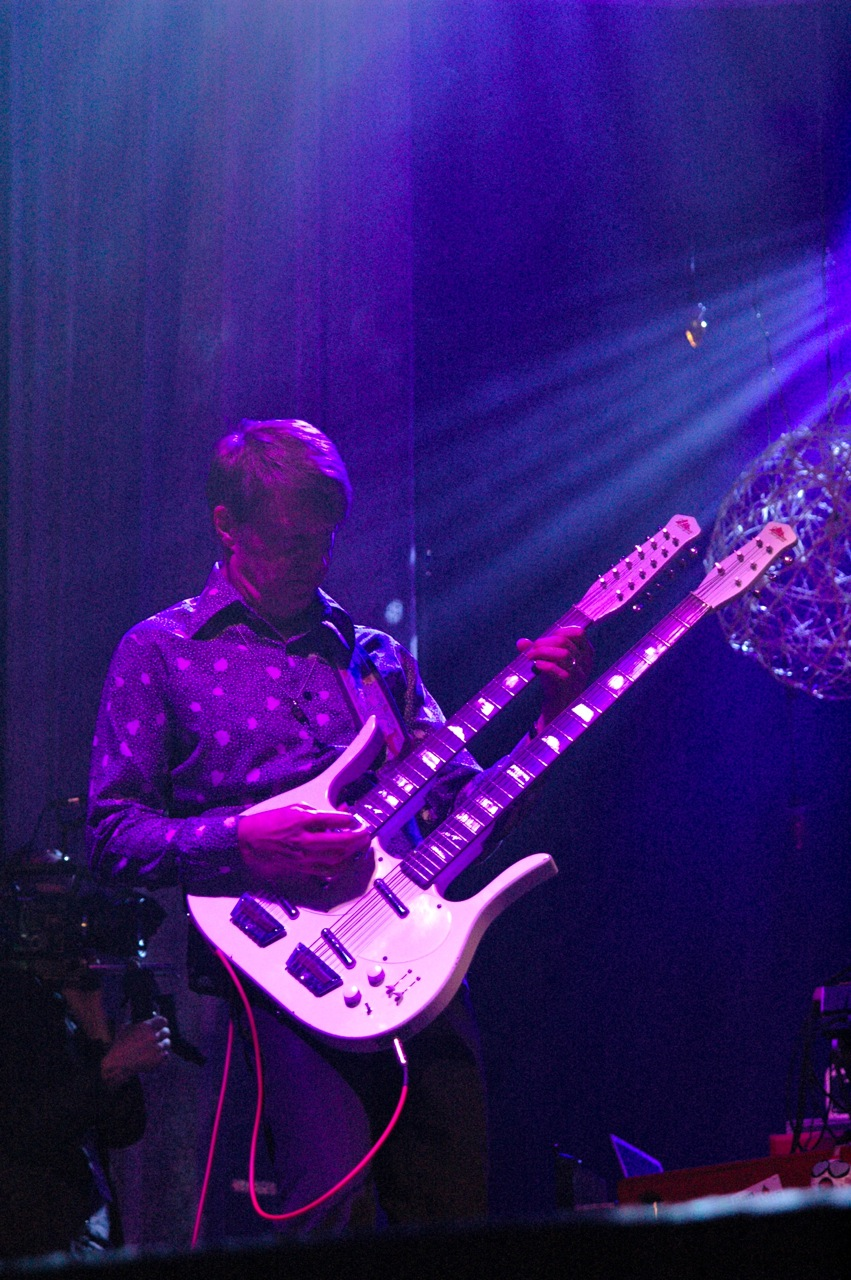Wilco guitarist Nels Cline (Photo by Michelle Aldredge)