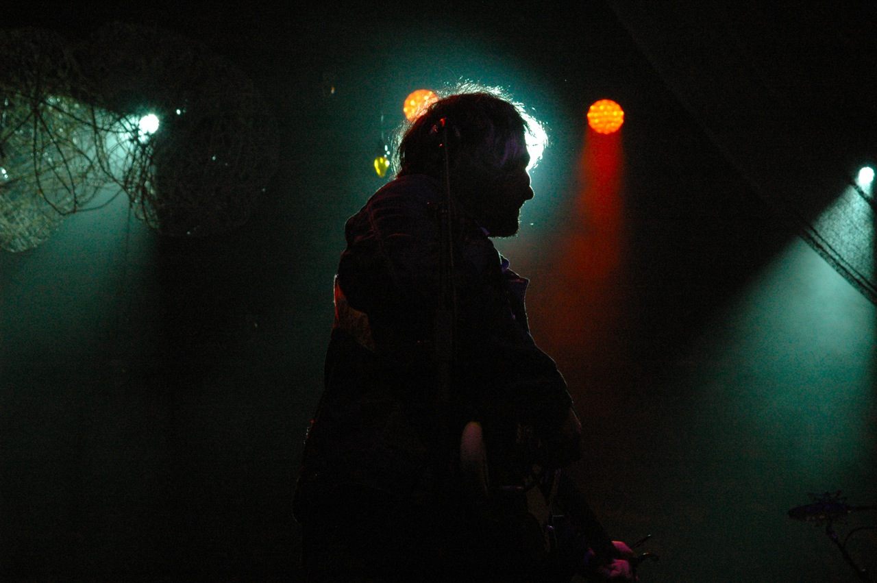 Jeff Tweedy on stage (Photo by Michelle Aldredge)