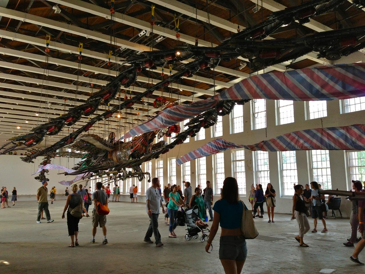 Wilco Solid Sound Festival 2013 Mass MoCA-Photo by Michelle Aldredge-26