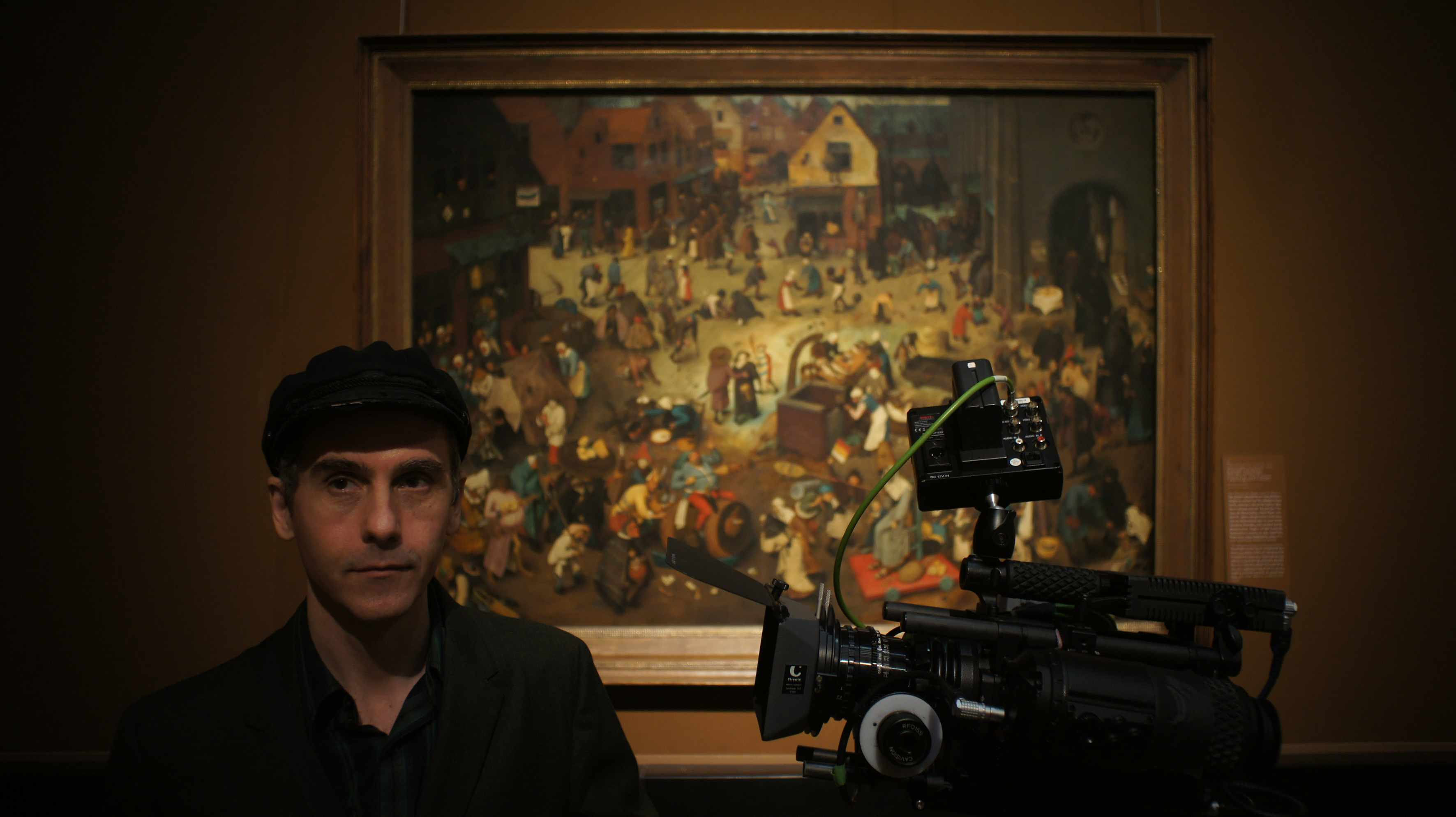 Director Jem Cohen and Pieter Brueghel's 1559 painting
