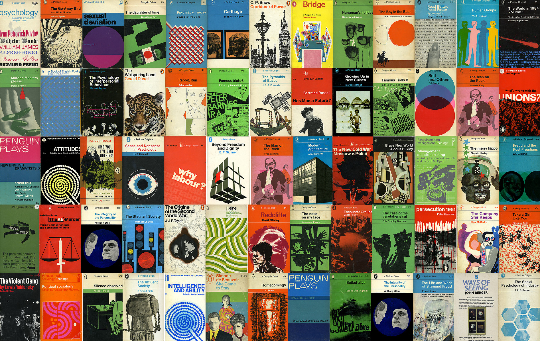 Penguin Covers