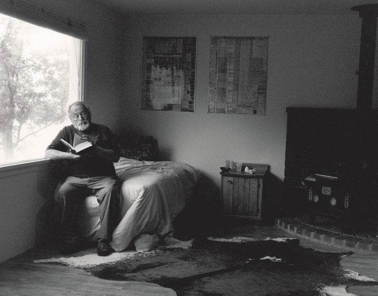 Poet and Writer Jim Harrison