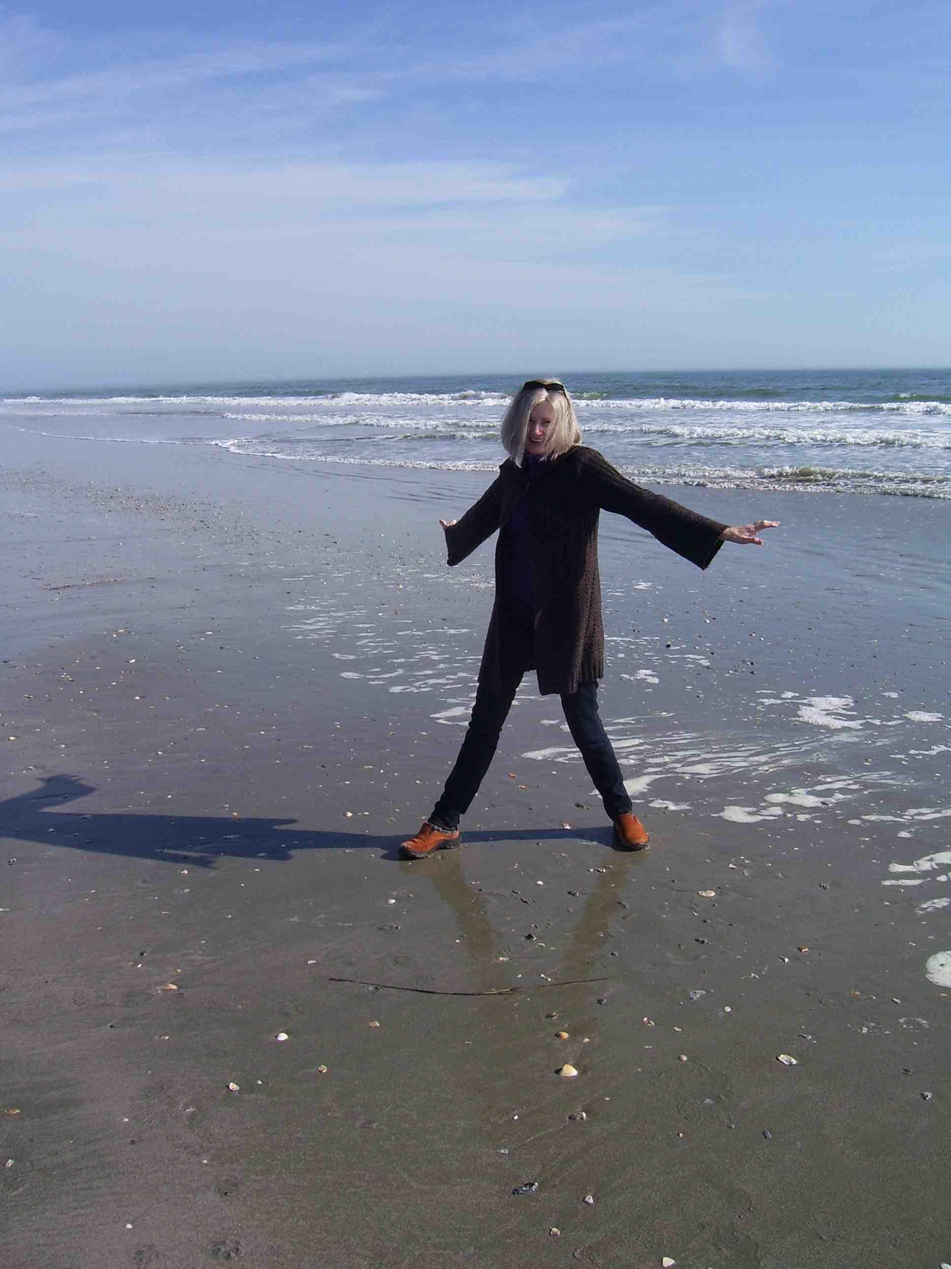 Writer Beth Copeland (Photo courtesy of Beth Copeland)