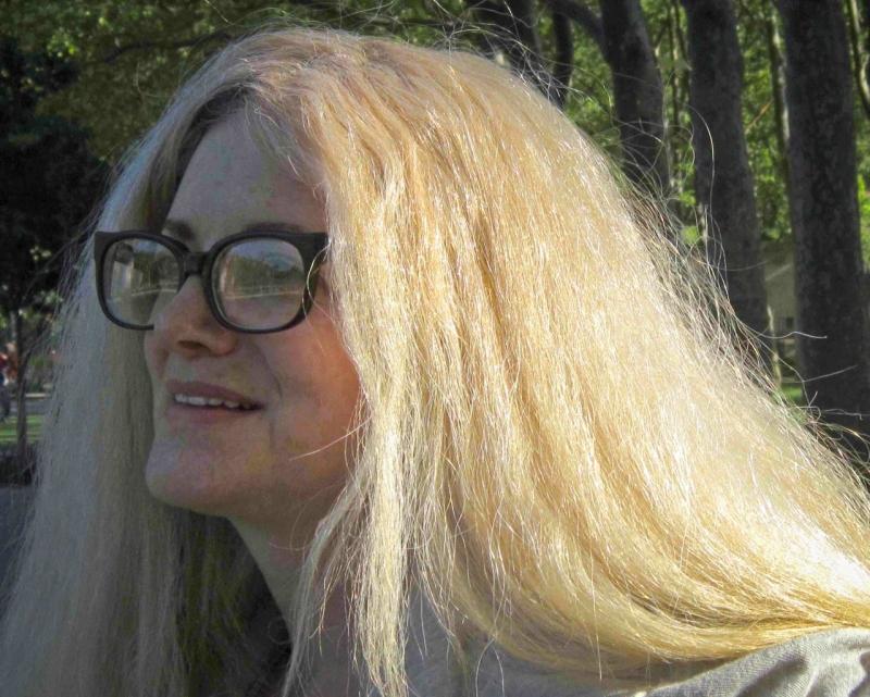 Janet Kaplan (Photo by Silvia Sanza)