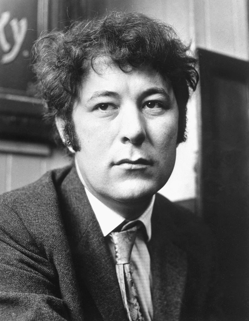 Seamus Heaney in 1970. Heaney, Ireland's foremost poet who won the Nobel literature prize in 1995, has died after a half-century exploring the wild beauty and political torment of Ireland. He was 74. Heaney's family and publisher, Faber & Faber, say in a statement that Heaney died Friday in a Dublin hospital. (AP Photo / PA file)