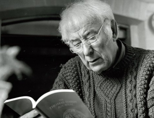 At a Time When Poetry Was Forbidden, Seamus Heaney Was a Lifeline