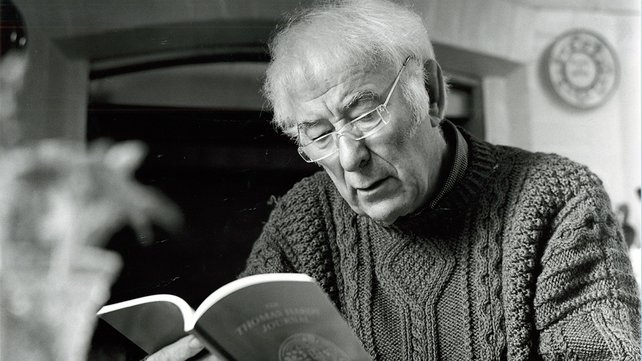 Seamus Heaney Reading