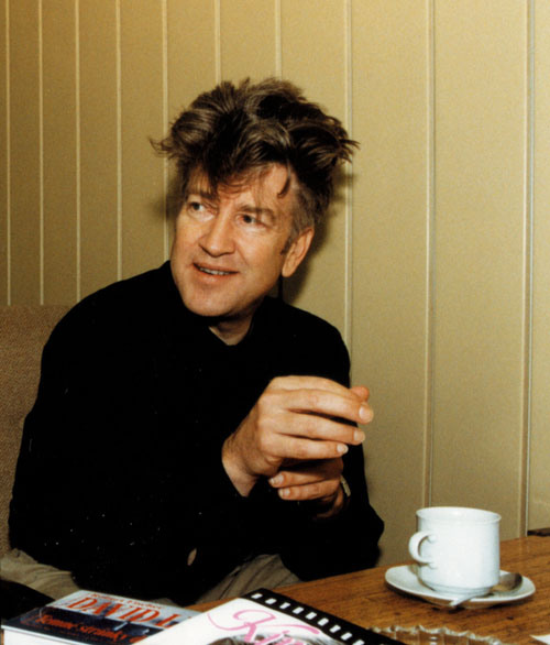 "Caffeine addiction seems to be the one habit most artists have in common. For 7 years, Lynch's twice-daily meditation routine was offset by his love of chocolate shakes and ""four, five, six, seven cups of coffee"" from Bob's Big Boy.(Photo via wesleying.org)"