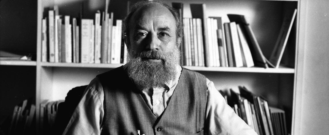 French Writer Michel Butor (Photo via aucoindelaruedelenfer.com)