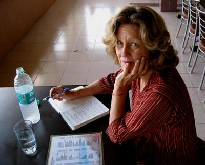 Anne Valley-Fox Writing